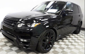 2016 Range Rover Sport Supercharged Autobiography