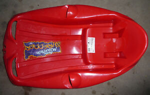 Sled (toboggan), good condition