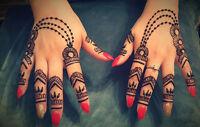 Stylish Henna Designs (Party/Henna Tattoos)