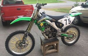 MINT KX250F Peterborough Peterborough Area image 1