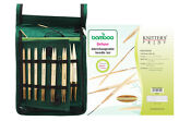 Interchangeable Circular Bamboo Knitting Needles