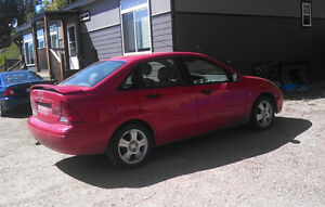 2004 Ford Focus $4,500 OBO