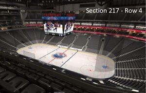 Oilers vs Columbus Blue Jackets - Tues Dec 13 - BELOW FACE VALUE Edmonton Edmonton Area image 2
