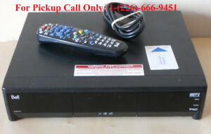 Bell 9241 HD PVR Dual Tuner Satellite Receiver Upgraded 1 TB HDD