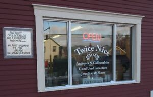 *** TWICE NICE ANTIQUES IN PORT WILLIAMS ***