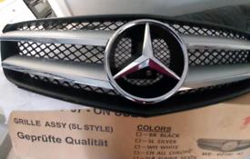 Mercedes sport Grille