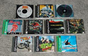 10 Playstation Games