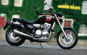 1995 to 2002 Triumph Adventurer 900