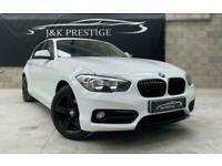 2015 BMW 1 Series 118i [1.5] Sport 5dr HATCHBACK Petrol Manual