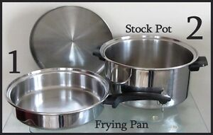 STAINLESS POTS, PANS, & ACCESSORIES