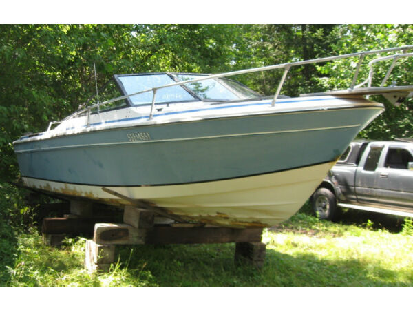 Used 1978 Bayliner 21' Cuddy Cabin Cruiser