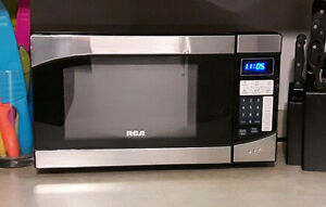 RCA counter microwave.