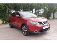 2014 14 Nissan Qashqai 1.6dCi 4X4 Tekna Diesel Manual with Navigation