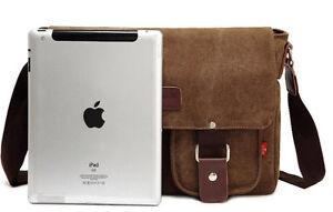 Brand new Augur Men Canvas Laptop Bag