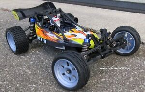 New RC Buggy / Car  1/12 Scale Brushless Electric 2.4G