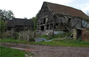 Picker locations wanted! Old Barns! farms! Sheds! Attics!