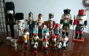 Xmas nut cracker collection