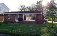 Brick Bungalow in sought after west End!! Move In Ready