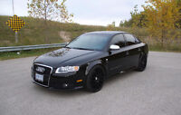 2006 Audi S4 - AWD, 6 speed, Immaculate!
