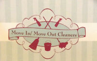 Move In / Move Out Cleaners