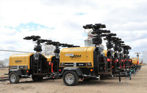 Wide Variety of 20kW Light Towers