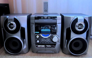 Sony MHC-BX5 Compact Stereo System