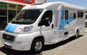 2014 FIAT DUCATO AVIDA AUTO DIESEL MOTORHOME Cannington Canning Area Preview