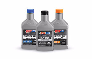 Heavy-Duty Synthetic Diesel Oil 6.4, 6.7 PS, Cummins, Duramax