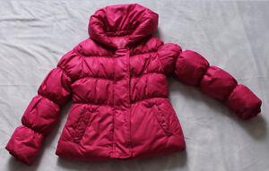 Girls Joe Fresh winter Jacket size 6-7