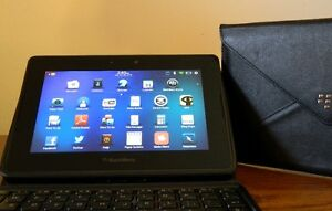 Blackberry Playbook 64 G and Wireless Keyboard and Case Kingston Kingston Area image 3