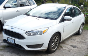 2015 Ford Focus | 24000 kms