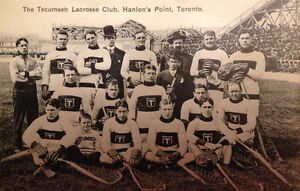Looking for vintage/antique lacrosse items