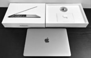 """MINT 2016 MacBook Pro 13"""" (TOUCH BAR) 2.9Gh 256GB SSD Box Extras"""