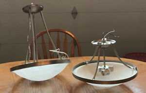 Brushed Nickel Light Fixtures