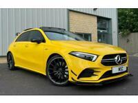 2019 Mercedes-Benz A Class A35 4Matic Premium Plus 5dr Auto HATCHBACK Petrol Aut
