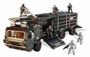 Mega Bloks Terminator: Genisys Prisoner Transport Vehicle Playse
