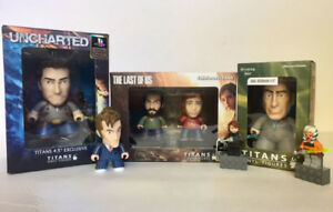 Titan Vinyl (Dr. Who, Uncharted, Breaking Bad, Last of Us)  LEGO