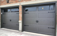 8x7 INSULATED GARAGE DOORS ........ $1100 INSTALLED
