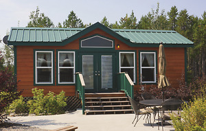Cabins at Lake Koocanusa - 4½ Hours from Calgary