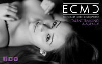 MODELING TRAINING: GET DISCOVERED WITH ECMD!