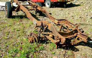 1973 Chevy 3/4 ton 4wd running gear. 410 gears