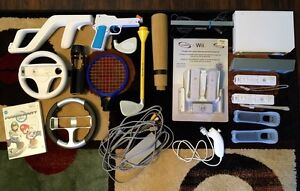 Wii Console + Accessories