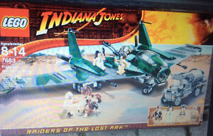Lego collection Indiana Jones West Island Greater Montréal image 1
