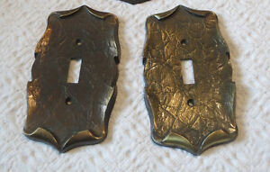 Vintage Pewter/Brass Amerock Carrage House Items