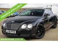 BENTLEY CONTINENTAL 6.0 GT AUTOMATIC 550 BHP FULL SERVICE HISTORY + LOW MILES