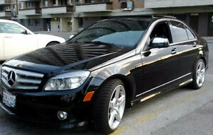 2009 Mercedes-Benz 300-Series Chrome Sedan