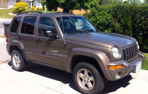 REDUCED 2002 Jeep Liberty