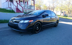 2007 Civic sell or trade for 4x4