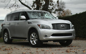 Infiniti qx56 Navigation warranty until 2019/235000 kms