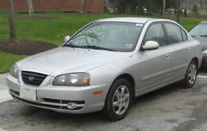 2006 Hyundai Elantra SE Sedan - For Sale $ 1100